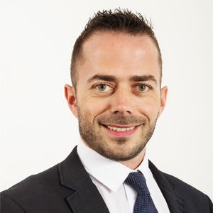 Damien Lyons – Senior Pensions and Life Assurance Administrator