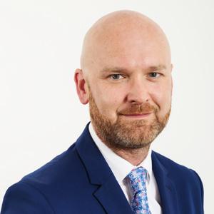 Damien McCaughey – Financial Consultant
