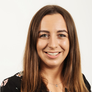 Hannah Cauchi - Pensions and Life Assurance Administrator